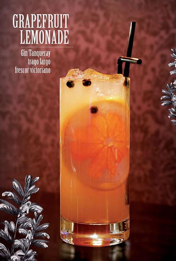 Grapefruit Lemonade