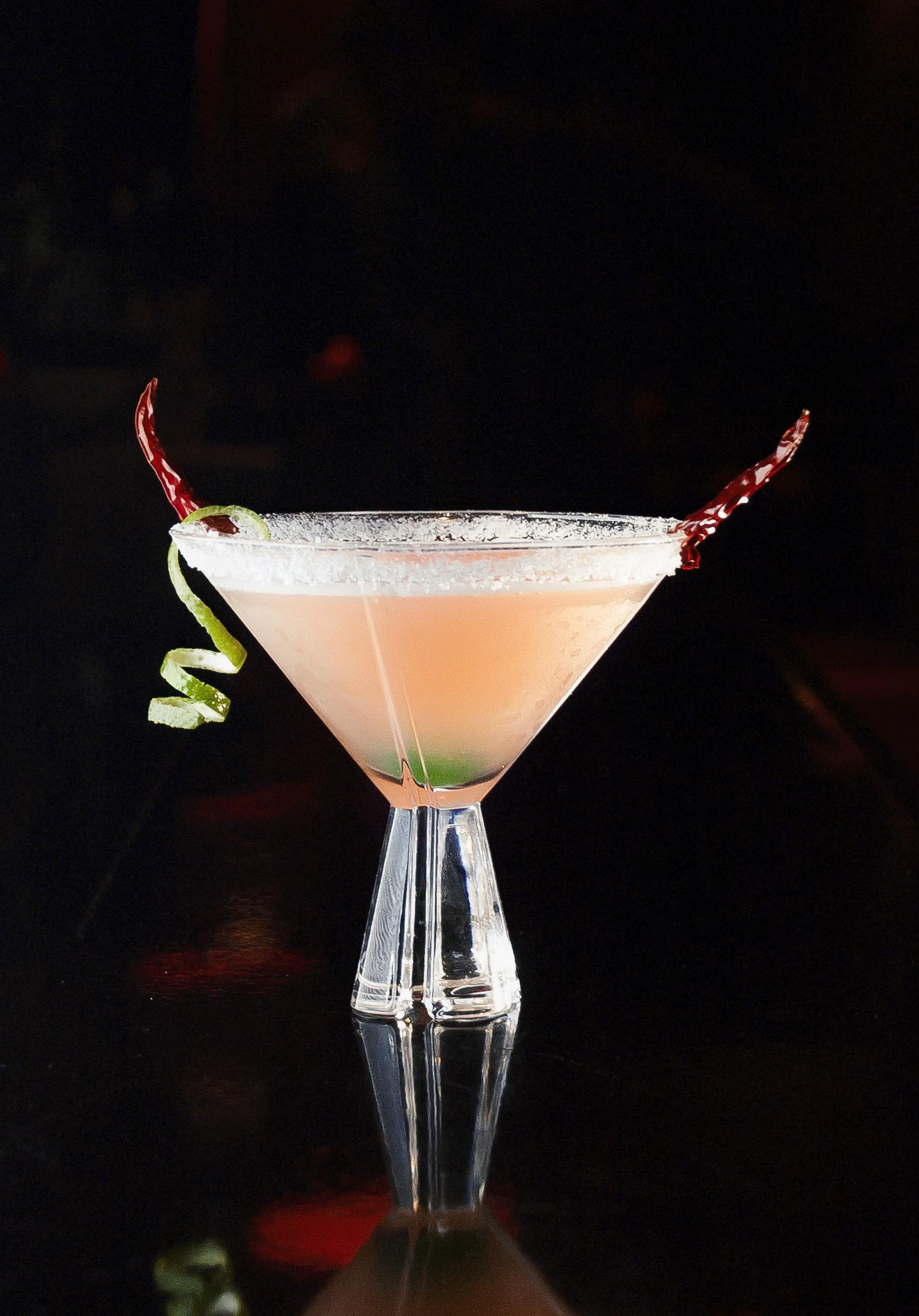 Spiced Margarita