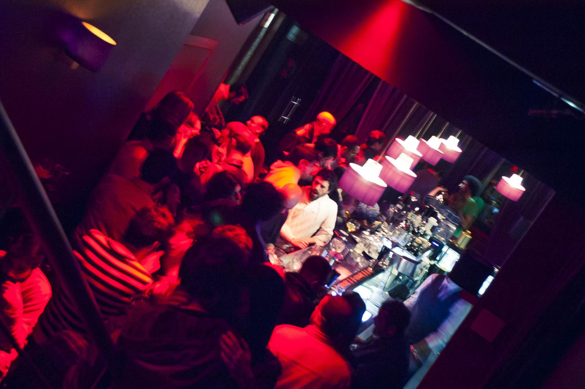 The Cocktail Room | coctelería