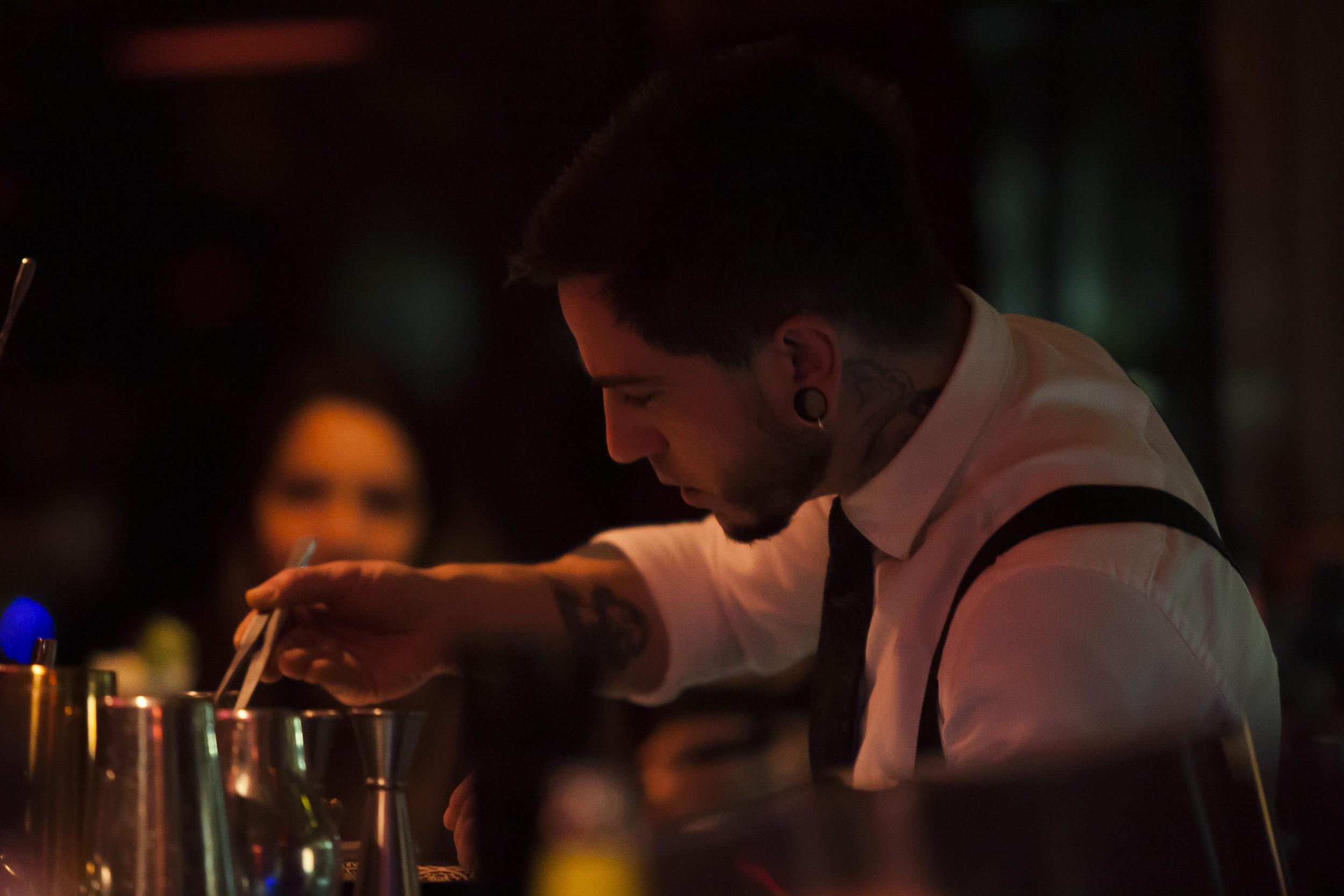 Cocktail Bar Fran Mekk