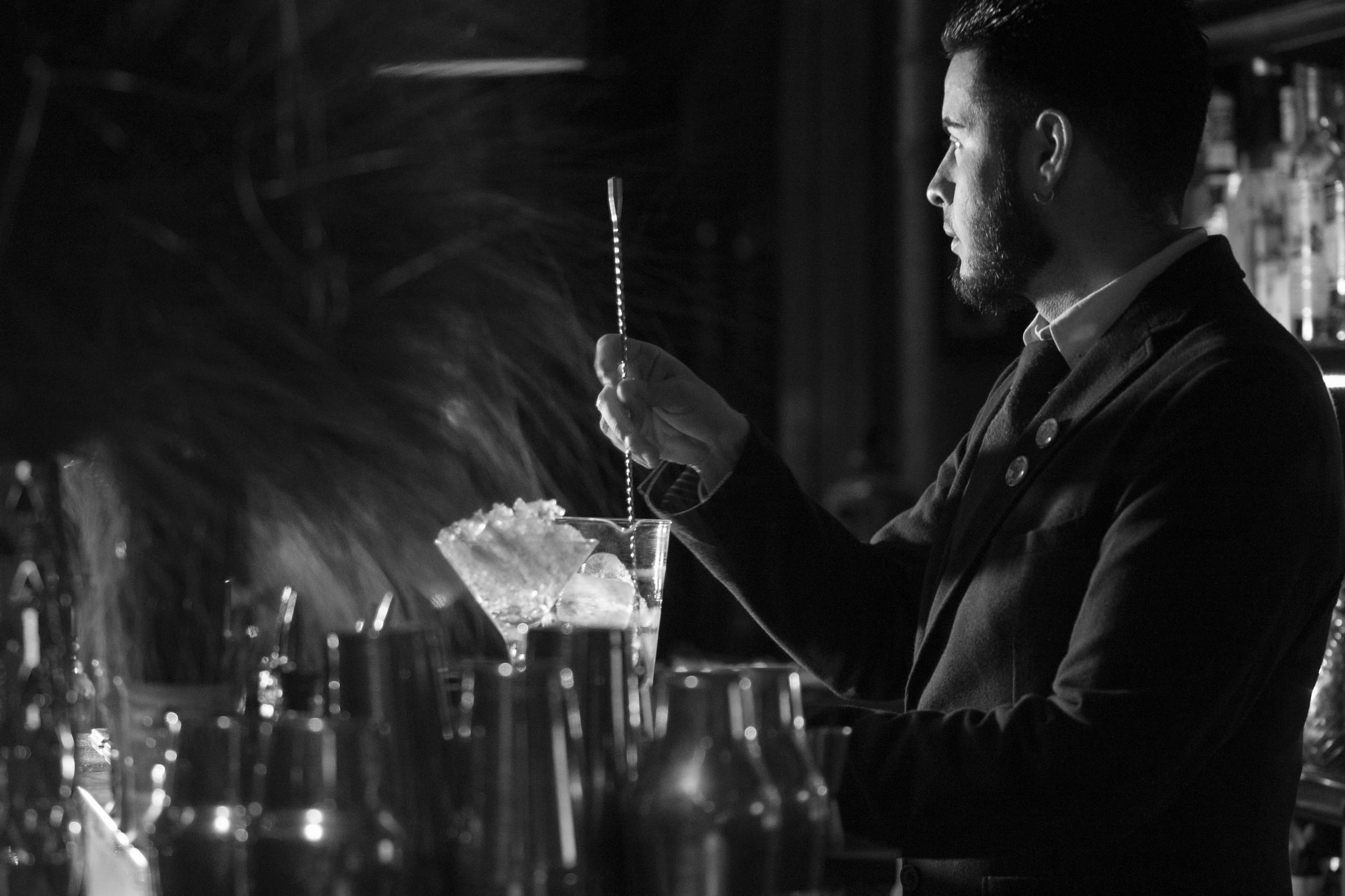 Cocktail Bar Samu